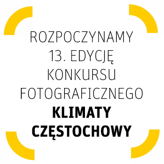 """START 13. EDYCJI """"KLIMATÓW CZĘSTOCHOWY"""""""