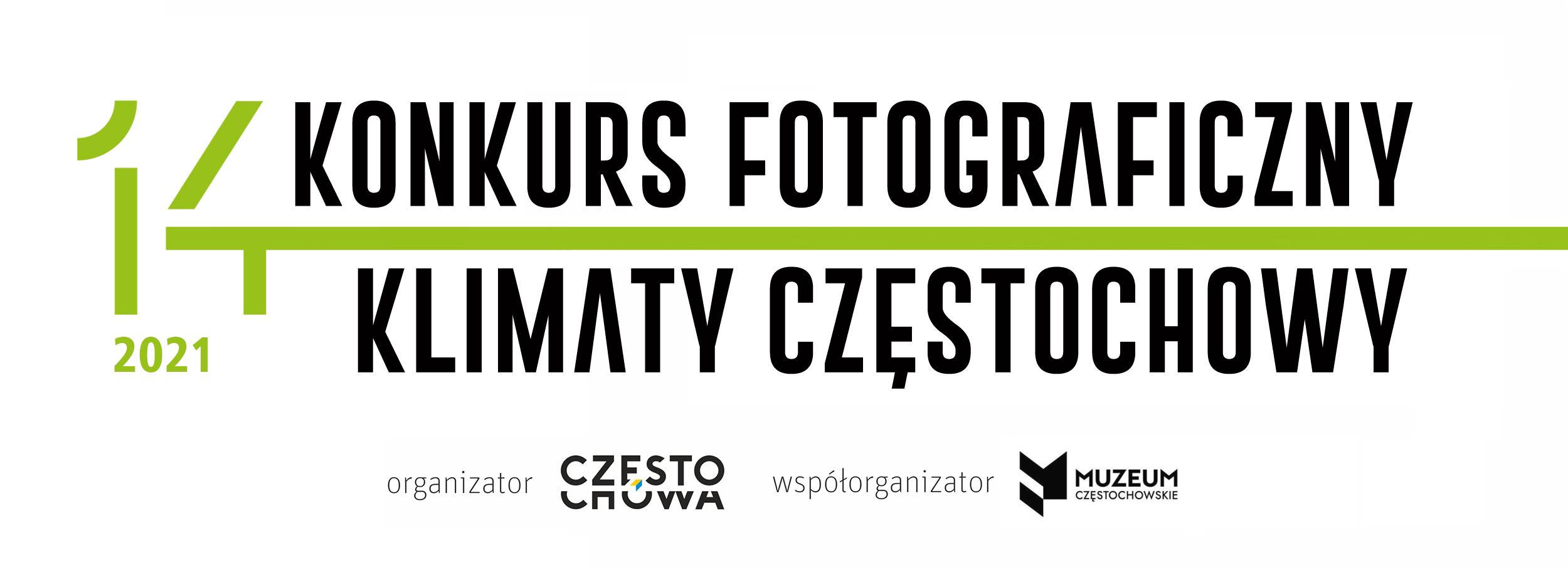 Klimaty Częstochowa konkurs logo główne